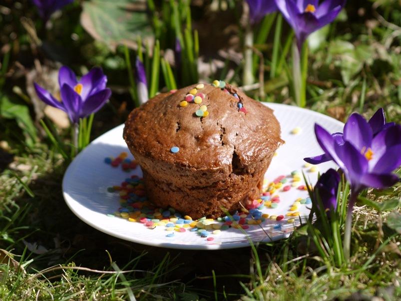 תוספות מתוקות לאירועים מיוחדים: מתכון למאפינס גזר ולטראפלס שוקולד בלגי