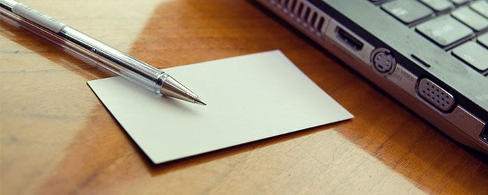 איך לעצב ולהדפיס כרטיס ביקור בבית ?